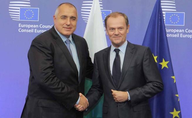 Доналд Туск: България е добре подготвена за Шенген