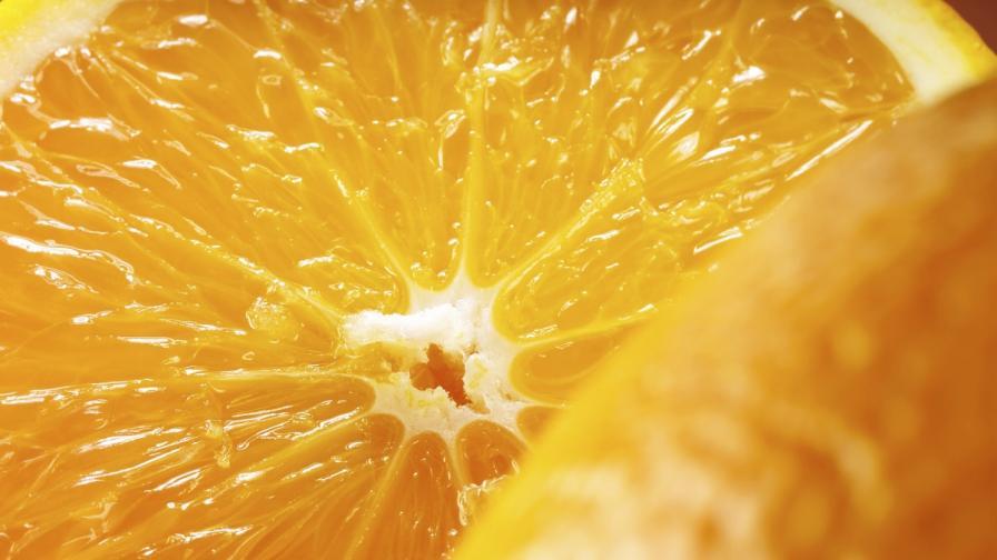 Има ли отрова в кората на вносните портокали