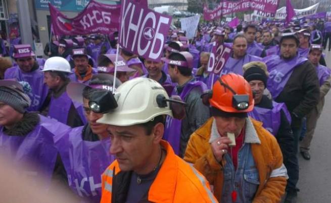 КНСБ поведе 6 хил. на протест за пенсионната реформа