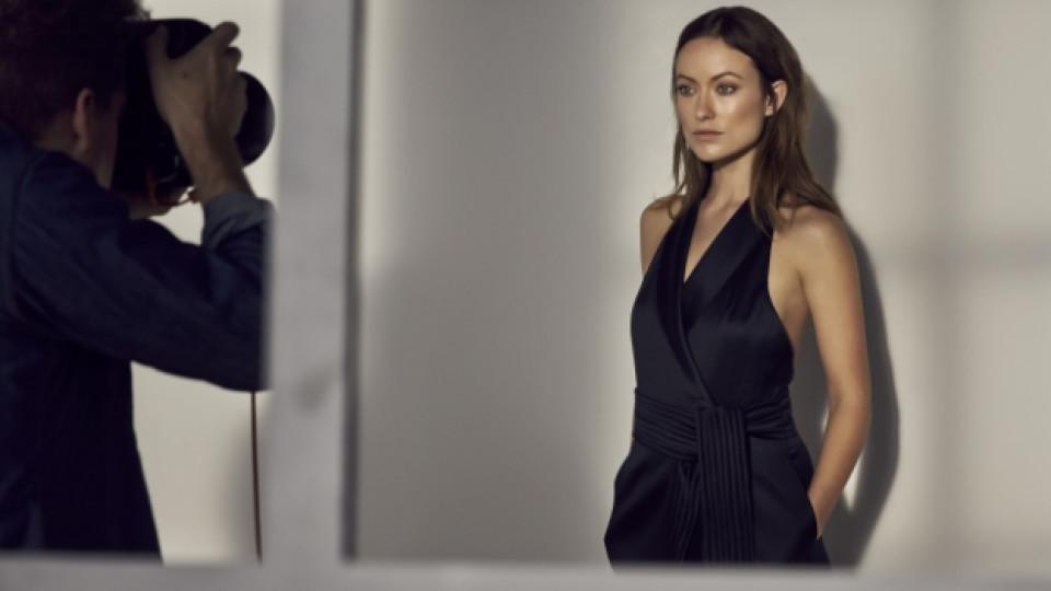 Оливия Уайлд е новото лице на H&M