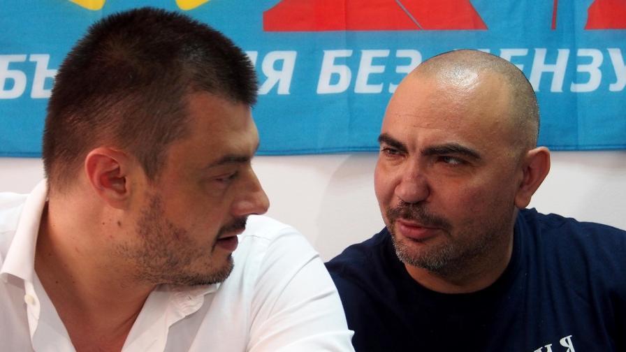 """Росен Петров напусна """"България без цензура"""""""