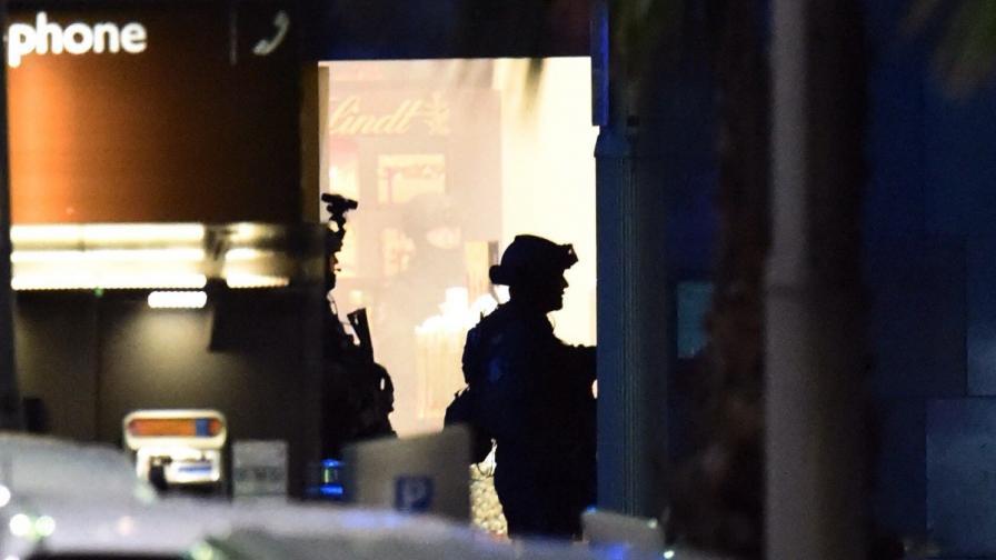 Сидни: Полицията уверява, че похитителят е ликвидиран