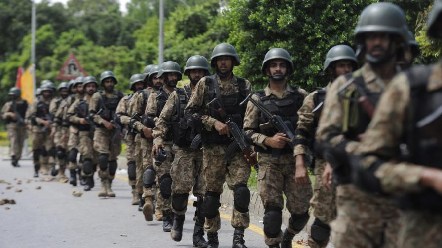 ИД извърши първото си нападение в Пакистан