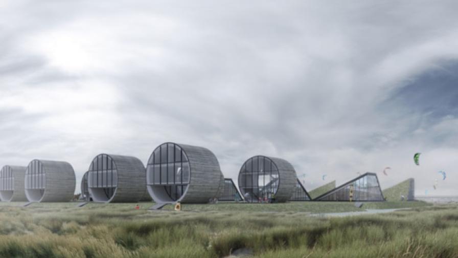 Цилиндричните домове на Балтийско море
