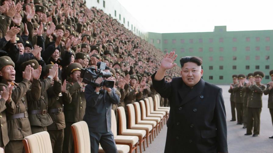 Отвличания и зли американци – киното в КНДР