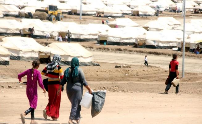 Язидски жени, пленени от джихадистите, се самоубиват