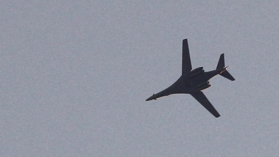 Ислямска държава свалила военен самолет над Сирия