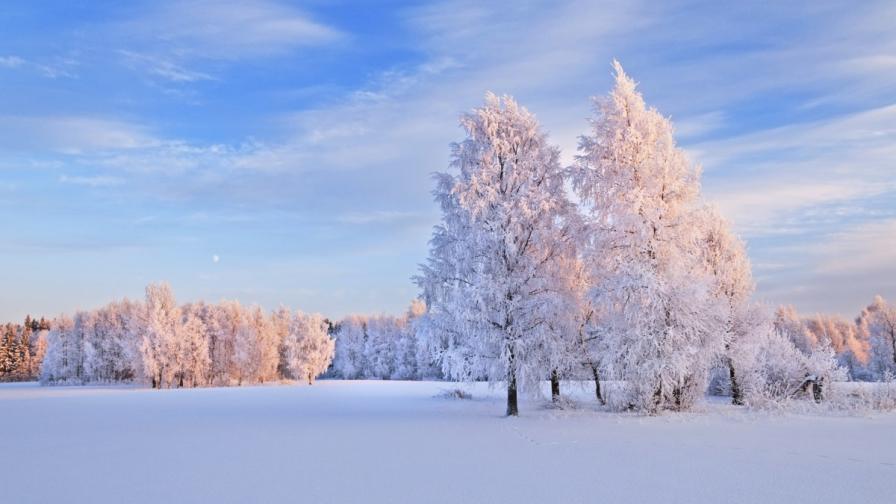 <p>Сняг до 48 часа, къде ще натрупа</p>