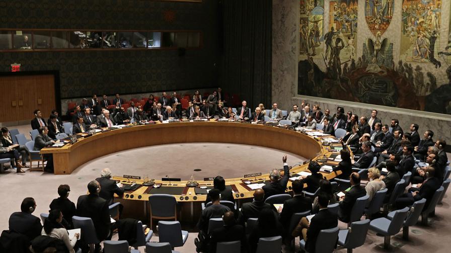 """ООН прие резолюция срещу финансирането на """"Даеш"""""""