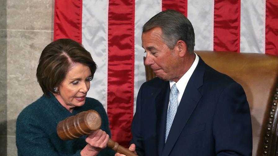 Републиканците поеха контрола над Конгреса на САЩ