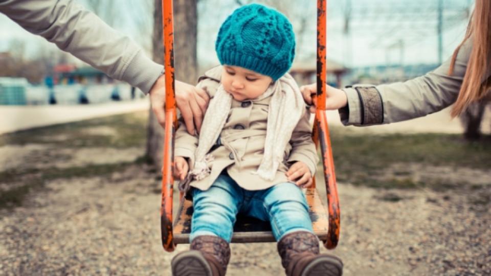 развод родители деца семейство раздяла