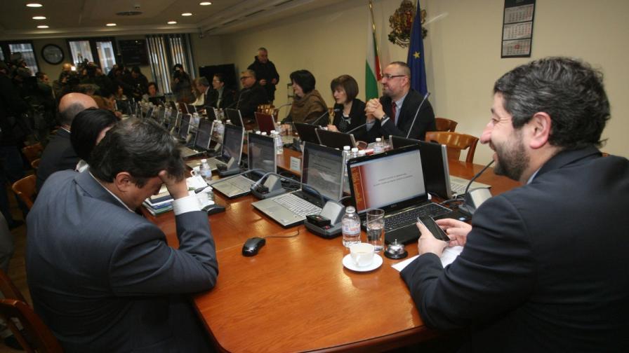 Заседанието на ВСС днес