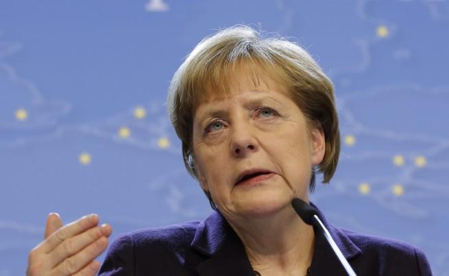 Меркел: Няма шанс Путин да бъде поканен на срещата на Г-7 през юни