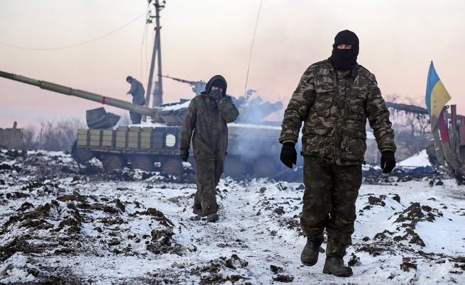 Киев пращa нови войски в Източна Украйна