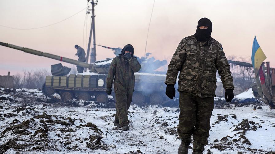 Украйна украински войници