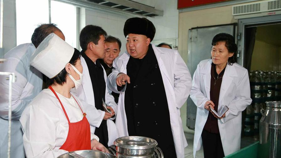 Тиха революция в Северна Корея
