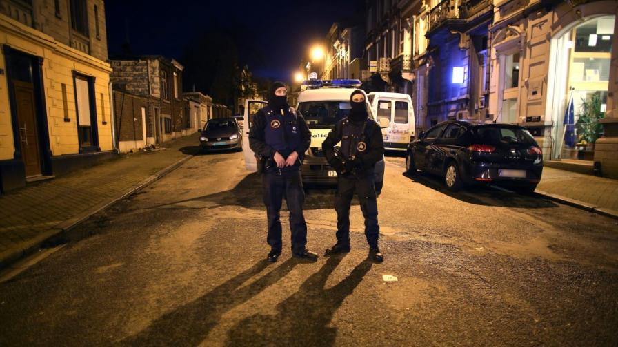Петима задържани в Брюксел, свързани са с атентата