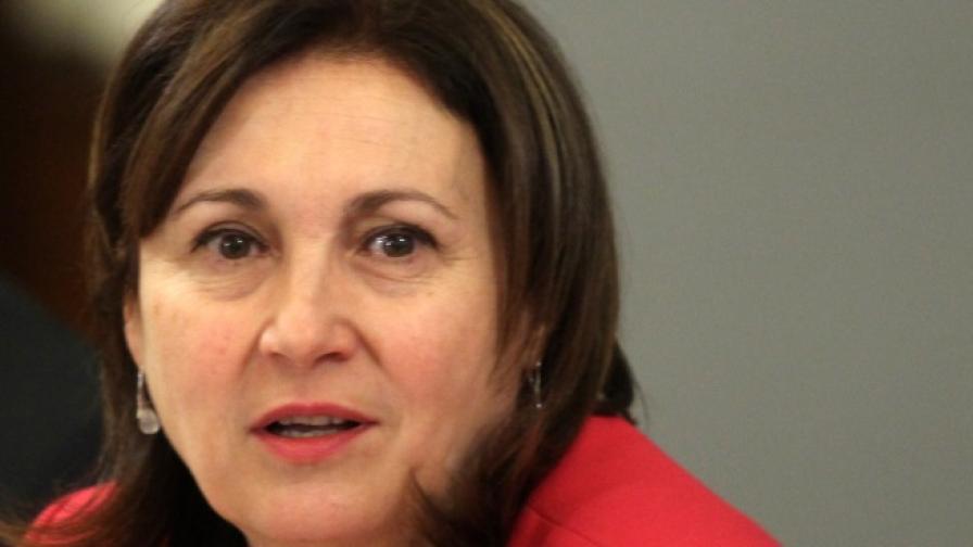 Бъчварова: Какво да каже премиерът на форум на жените от ГЕРБ