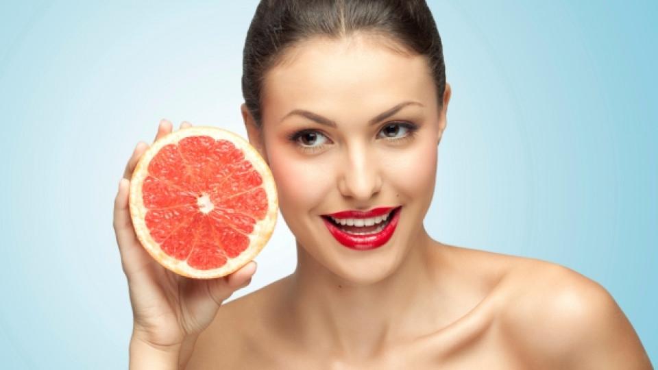 Верен помощник на всяка диета – грейпфрут