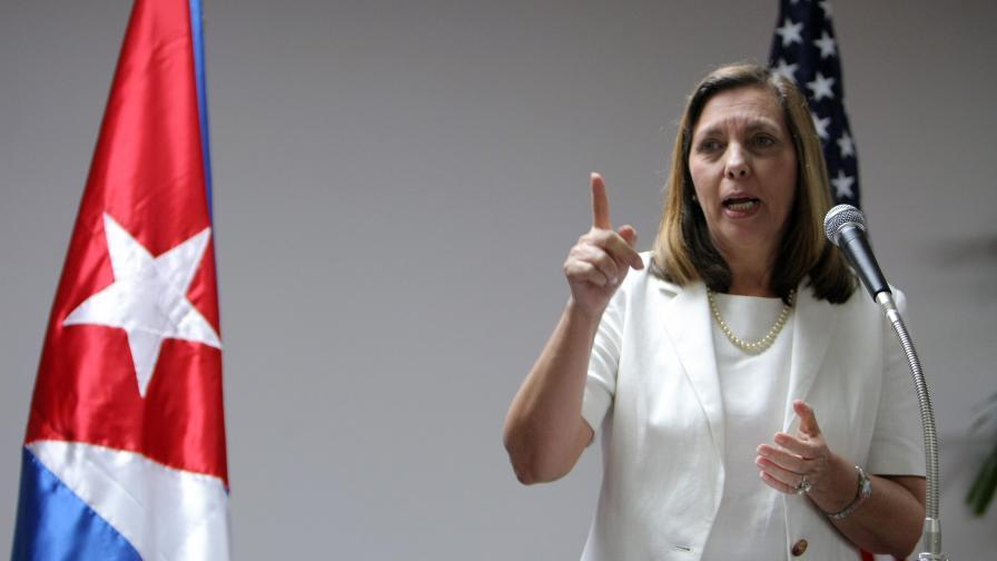 Няма да има забавяне в отварянето на посолствата на САЩ и Куба