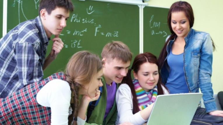 деца тийнейджъри училище