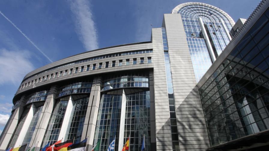 Служители в част от сградите на ЕП в Брюксел са евакуирани
