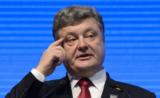 Петро Порошенко поиска от НАТО модерни оръжия