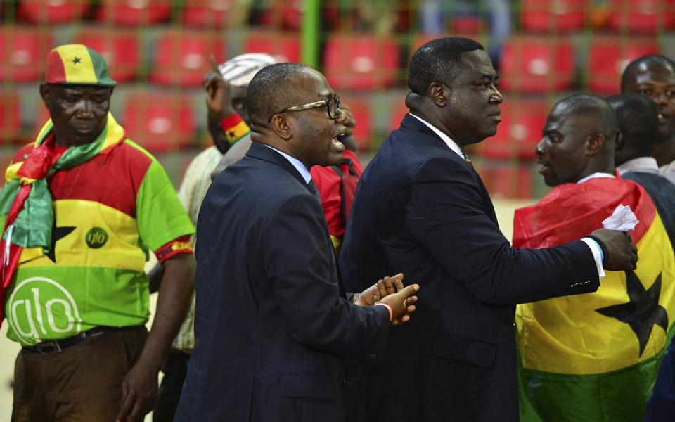 Оставки в Гана след разкритията за корупция във футбола