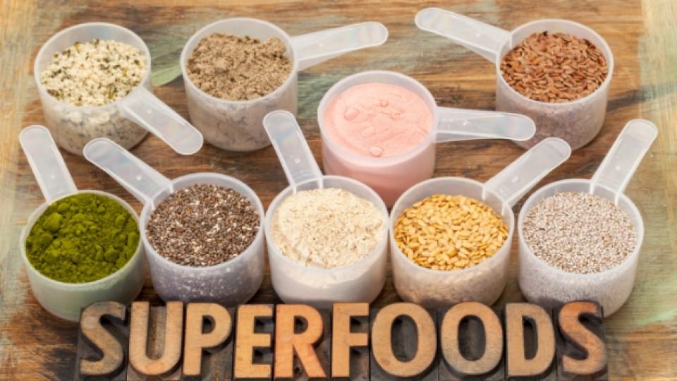Суперхраните на 2015-а година