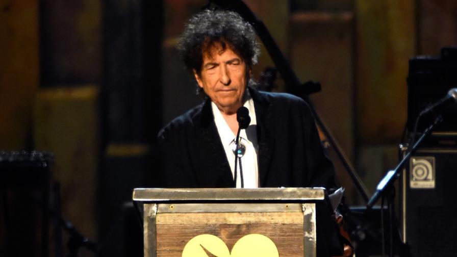 Боб Дилън стана личност на годината