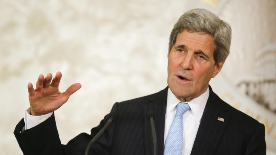 Кери: САЩ ще окажат допълнителна помощ на Украйна