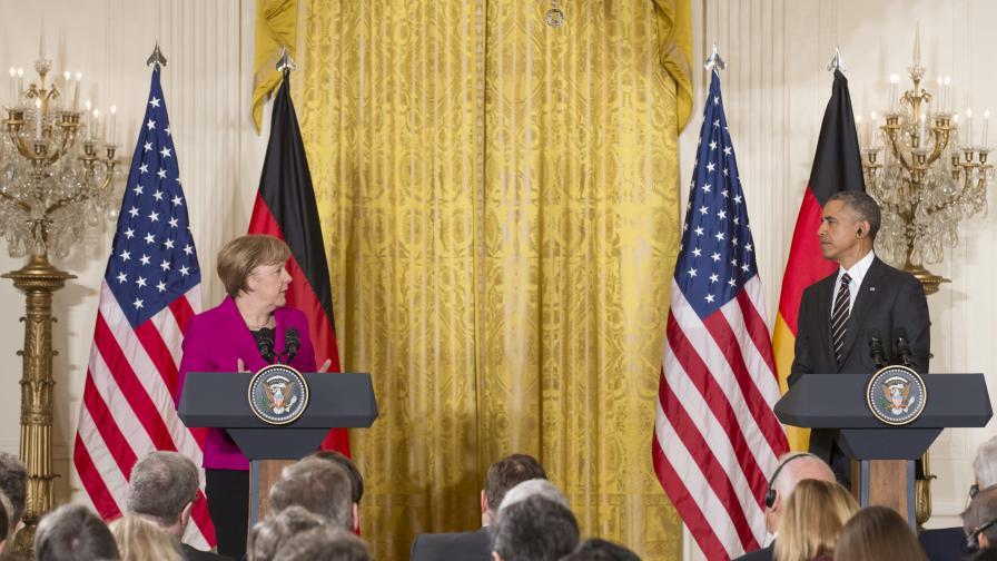 Обама: Русия не може да прекроява Европа