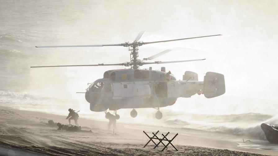 Започнаха мащабни военни учения в Южна Русия