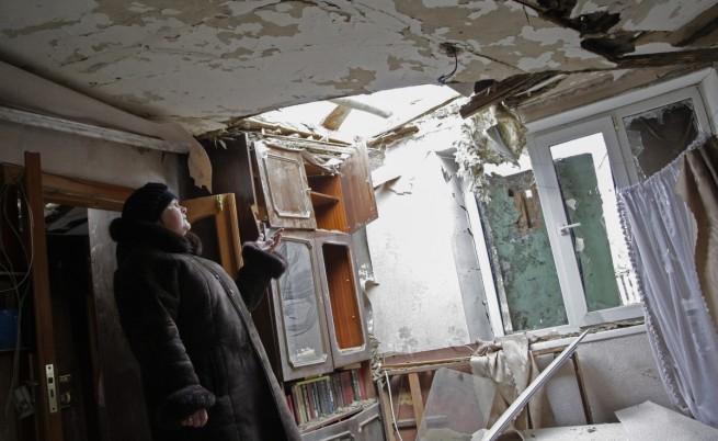 Животът на хиляди мирни граждани в Украйна е изложен на риск
