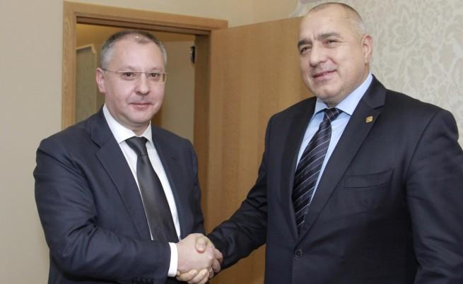 Борисов и Станишев с обща позиция за Шенген