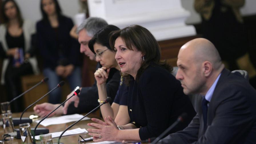 Вицепремиерите дават отчет за свършеното от кабинета