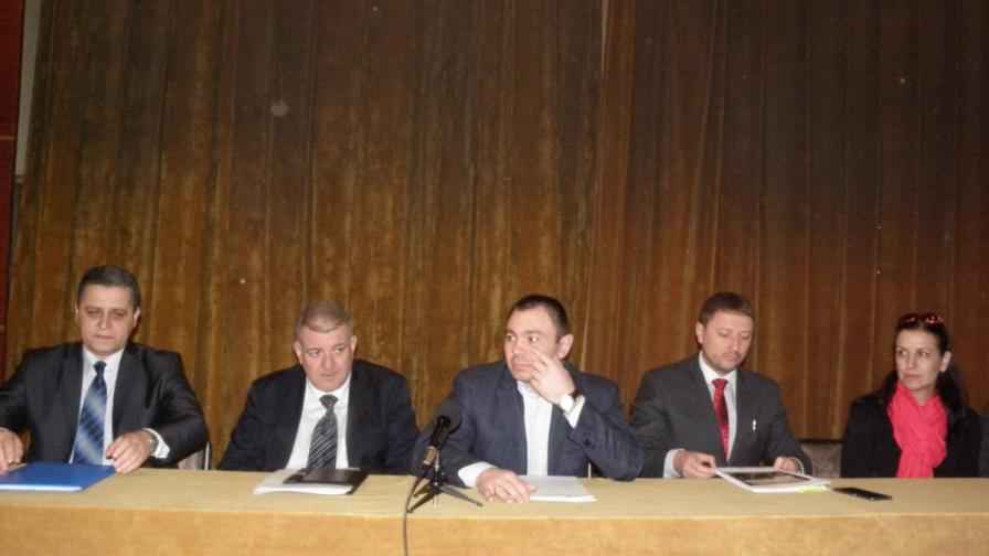 Лазаров: Разкрихме фабрика за убийства в Благоевград