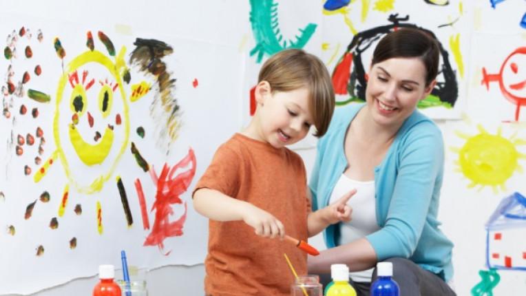 деца родители игра дете семейство родител
