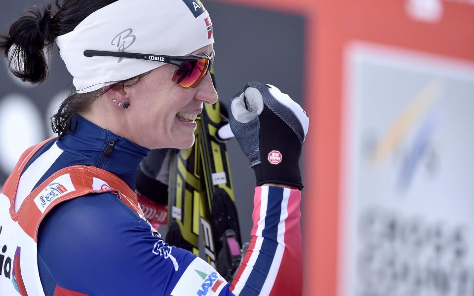Марит Бьорген спечели Световната купа в ски-бягането