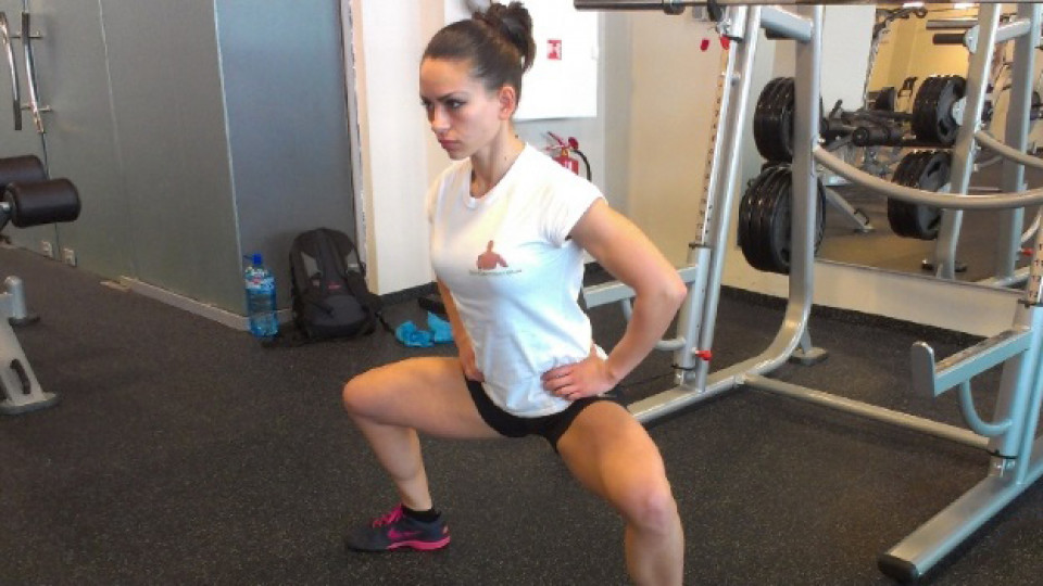 5-те най-ефективни упражнения за стягане на дупето и бедрата