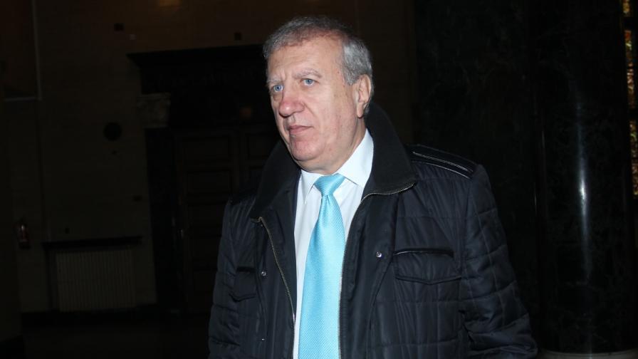 Съдът оправда Александър Томов