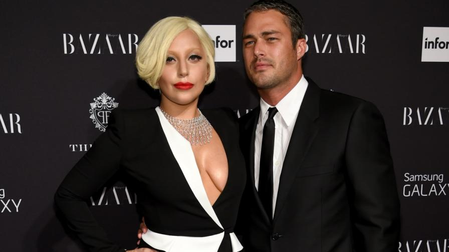Лейди Гага се сгоди за Тейлър Кини