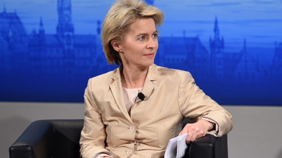Германия преразглежда стратегията си за сигурност заради руската агресивност
