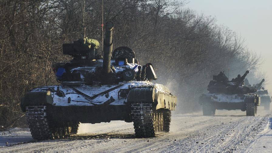 Киев и сепаратистите заговориха за изтегляне