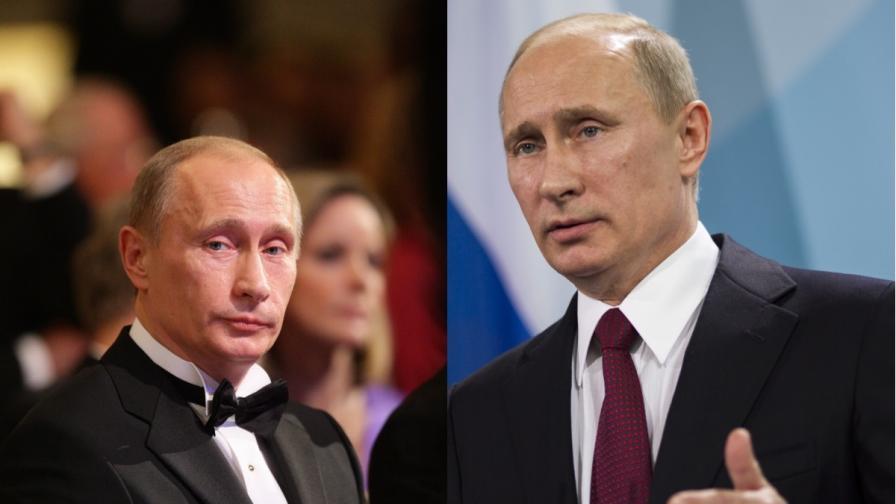 Германска тв: Путин си правил лифтинг и биел жена си