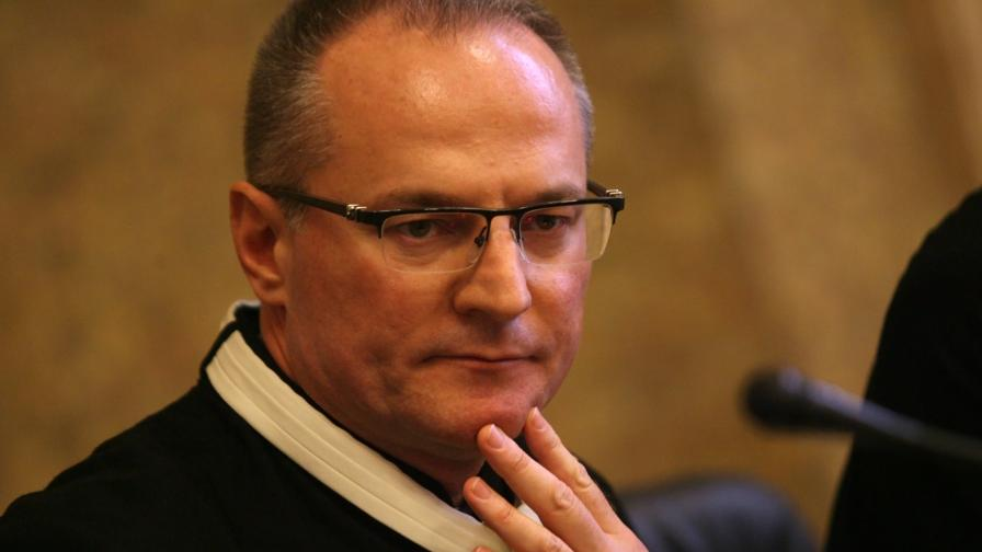Етичната комисия на ВСС прекрати преписката по речта на Лозан Панов