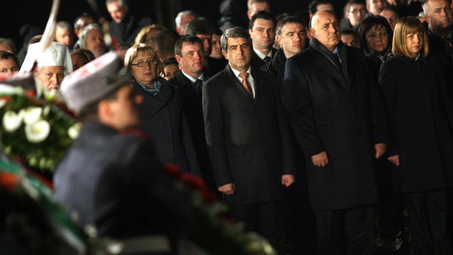 Плевнелиев: България има и идеал, и цел, и посока, зададени от Левски и будителите
