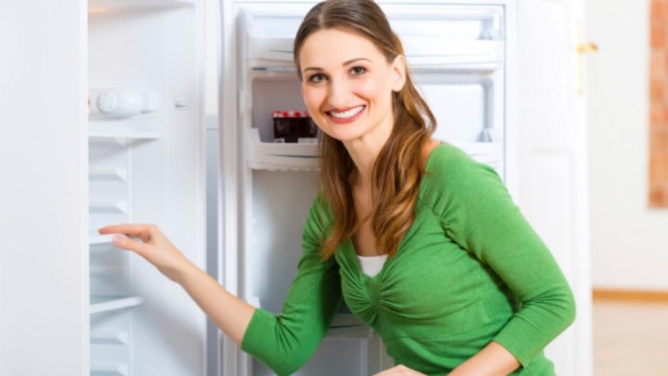 Как да почистим хладилника за 20 минути