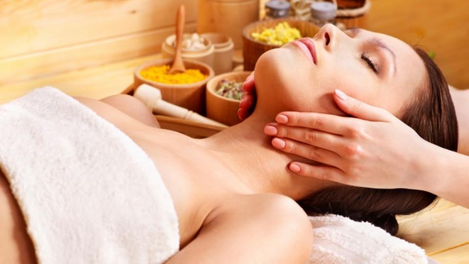 Подмладяващ масаж на лицето