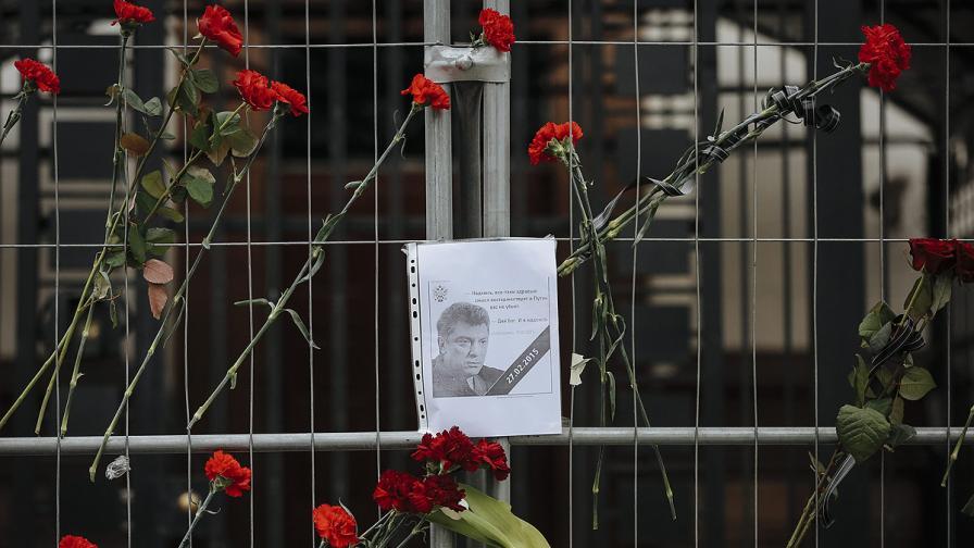Борис Немцов критикуваше Путин до последно